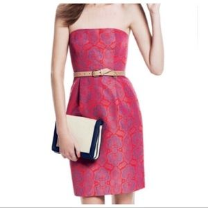 J. Crew Ella Dress in Medallion Paisley